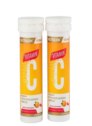 Nutraxin Nutraxin Vitamin C 28 Çiğneme Tableti Renksiz